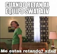 Swat Meme - meme swat memes en internet crear meme com