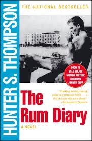 the rum diary a novel hunter s thompson 9780684856476 amazon