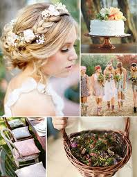 themed wedding ideas floral arrangements inspired boho theme wedding ideas and wedding