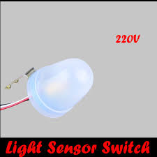 Photocell For Outdoor Lights New Outdoor Automatic Light Sensor Switch Photocell Sensor Photo