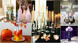 24 dazzling diy wine bottle centerpieces ideas homesthetics