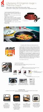 batterie de cuisine pour plaque induction batterie de cuisine pour induction fresh the mastery collection