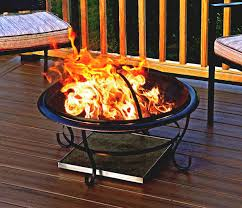 Firepit Pad Deck Protect Pit Pad What To Put A On Grass Or Wooden