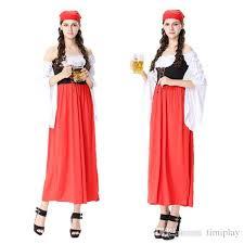 Beer Halloween Costumes Club Germany Beer Festival Costumes Halloween Red Long Germany