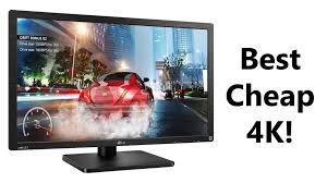 best buy black friday 2017 deals pc top 5 best cheap budget ultra hd 4k monitors 2016 youtube