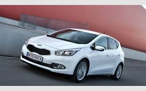 kia ceed 1 4 5dr 2012 with six speed manual and front wheel