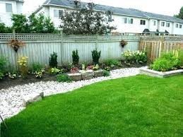 Inexpensive Backyard Patio Ideas Landscaping Designs On A Budget Backyard Landscaping Design Ideas