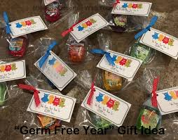 a germ free gift idea free printable memories with