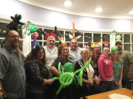 Christmas Party Entertainers Painted You Event Entertainment Company Ct Face Painting Balloon