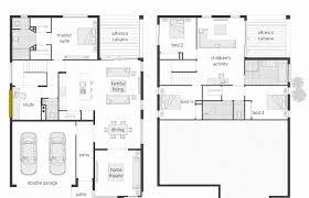 front to back split house home design split level house plans tri ranch bi homes modern floor