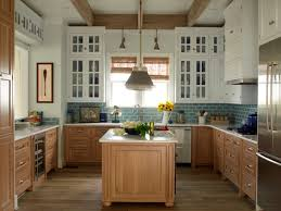 beech wood kitchen cabinets two tone kitchen cabinets cottage kitchen phoebe howard