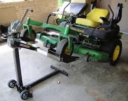 mojack pro lawn mower lift pro the home depot