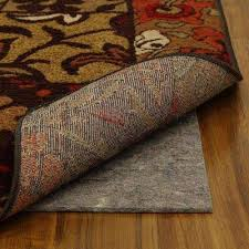 5 X 8 Rug Pad Mohawk Home Rug Padding U0026 Grippers Rugs The Home Depot