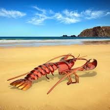 best and cheap tooarts lobster ornament lifelike animal sculp