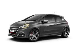 peugeot black peugeot 208 robins and day