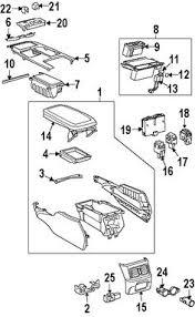 lexus gs300 parts diagram 07 08 09 lexus gs300 assist park parking computer module 86792