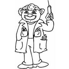 theme doctor coloring pages juf milou