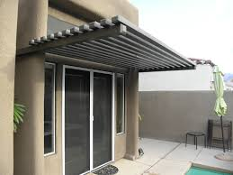 Sun Awnings For Decks Weatherwood And Aluminum Wood Patio Cover Products By Valley