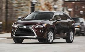 where do they lexus cars lexus rx reviews lexus rx price photos and specs car and driver