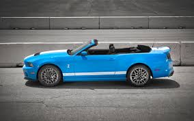 2014 blue mustang convertible 2013 ford shelby gt500 convertible test motor trend
