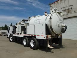 2003 vaccon vactor hydro excavator pumper truck