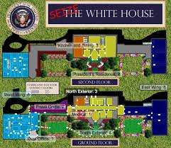 white house map
