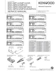kenwood kdc mp142 wiring diagram 10765