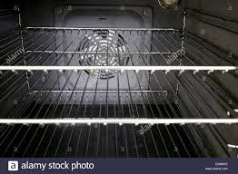 Kitchen Fan by Interior Of A Home Kitchen Fan Assisted Oven With Clean Metal