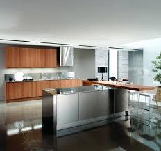 cuisine en aluminium cuisine alu et bois cuisine cuisine aluminium bois cethosia me