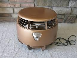 Floor Fan by Emerson Seafoam Aqua Blue Electric 74646 Aw Hassock Floor Fan Mid