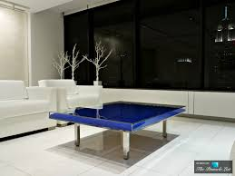 coffee table cost blouin artinfo yves klein blue coffee tabl thippo