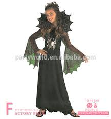Black Widow Halloween Costumes Carnival Black Black Widow Spider Witch Vampire Halloween Costume