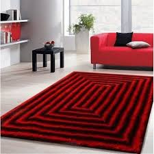 3d Area Rugs Rug Factory Plus Shaggy 3d 305 Black Area Rug Warm Fuzzies