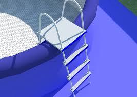 best above ground swimming pool ladders u2014 amazing swimming pool