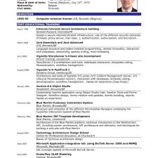 combination resumes exles combination resume exle resume template resume with