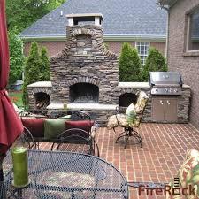 Patio Fireplace Kit by Best 25 Fireplace Kits Ideas On Pinterest Outdoor Fireplace
