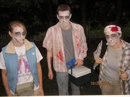 Fake Blood Halloween Costume Vote Winners Goodwill U0027s Halloween Costume Contest