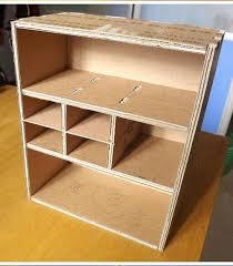 cara membuat lemari buku dari kardus bekas cara membuat rak dari kardus bekas terlengkap pinka