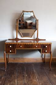Antique Vanity With Mirror Antique Vanity Dressing Table Designs With Octagonal Mirror Also 6