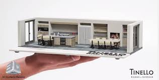 kitchen 3d design dutch company tinello lets you 3d print your future kitchen or at