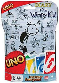 kid cards toysmith diary of a wimpy kid uno cards toys