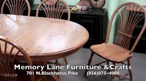 memory lane furniture youtube