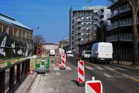 boulevard l n bureau nantes île de nantes travaux bd léon bureau modification de la