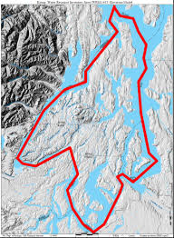 Sound Map West Sound Water Type Assessment U2014 Wild Fish Conservancy