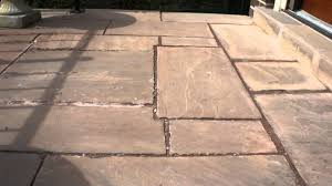 Envirobond Polymeric Sand by Flagstone Joints Failing Youtube