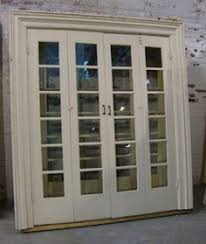 Salvaged French Doors - black dog architectural salvage store on ebay antique decor