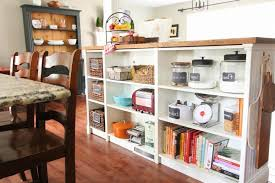 paint kitchen cabinets ideas corner wood plank top diy pantry shelves polished brown paint