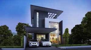 2 Storey Modern House Floor Plan Crafty Design Ideas 2 Story Contemporary House Plans 9 Modern