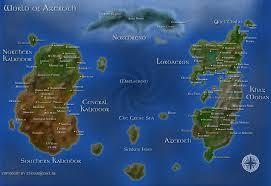 World Of Warcraft Maps by 220x140 Freeciv Map Azeroth Warcraft Universe V 1 1 Forum