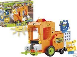 lego trash pack brix street sweeper bs 889 999 00 en mercado libre